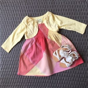 🌸3/$30🌸 Summer dress and cardigan
